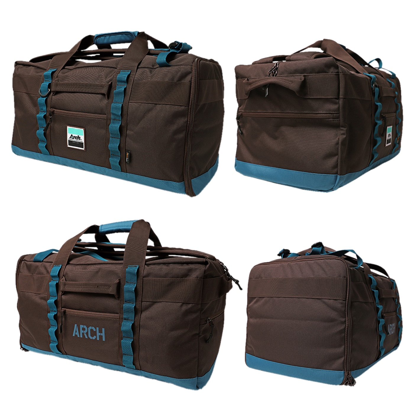 Arch tour duffel bag