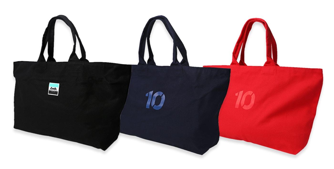 Arch BB10 tote bag